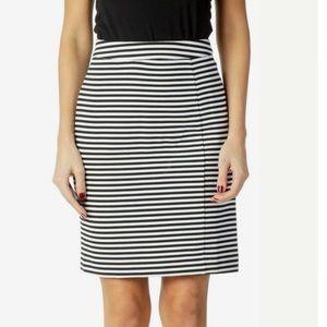 Stitch Fix 41 hawthorn Walt Stripe Skirt